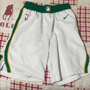 Nike Boston Celtics shorts